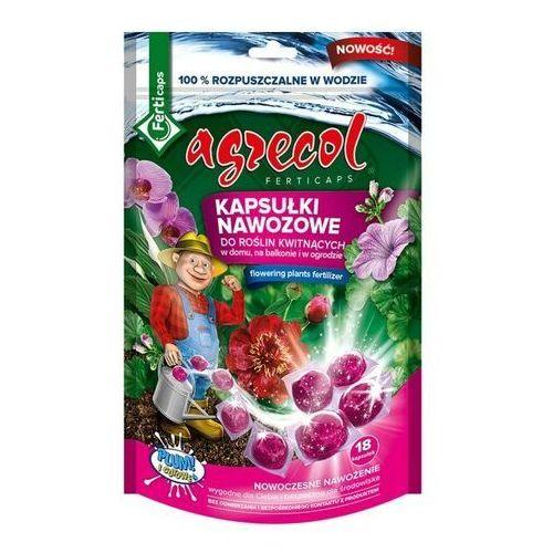 Kaspułki nawozowe do roślin kwitnących Agrecol 70 g (5902341001379)