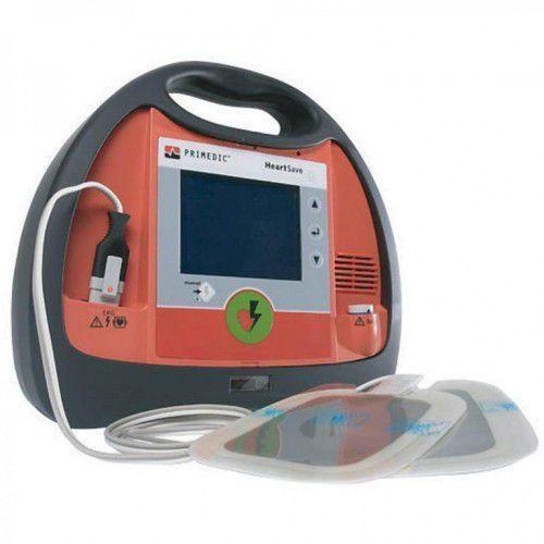 Automatyczny Defibrylator zewnętrzny dwufazowy BTL AED-M z monitorem
