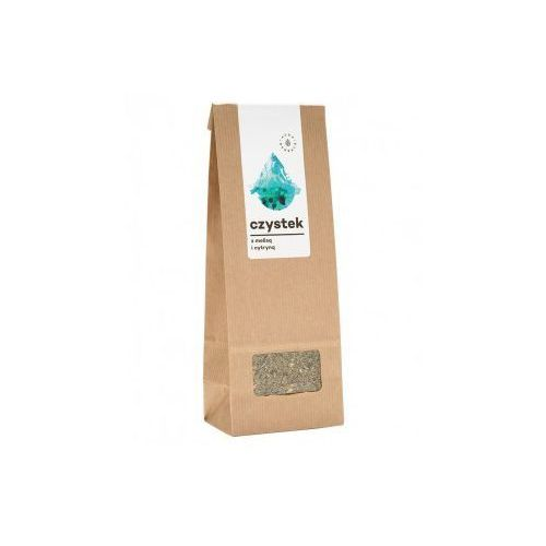 AURA HERBALS 100g Czystek z melisą i cytryną Herbata ziołowa (5902479610245)