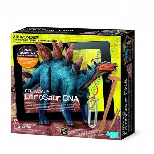 DNA dinozaurów Stegozaur - 4m