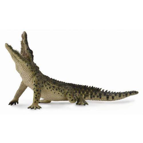 Krokodyl nilowy skaczący xl marki Collecta
