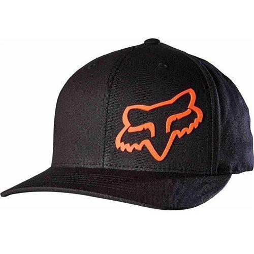 czapka z daszkiem FOX - Forty Five 110 Snapback Black/Orange (016) rozmiar: OS, kolor czarny