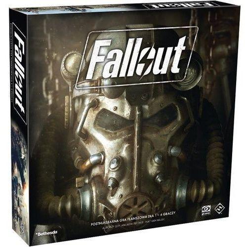 Fallout - gra planszowa marki Galakta