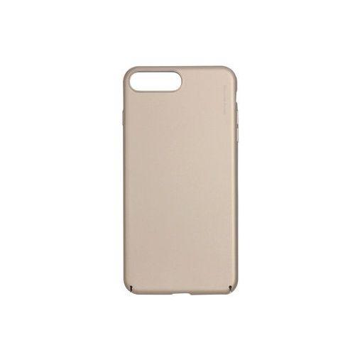 Apple iPhone 7 Plus - etui na telefon X-Level Guardian - Gold