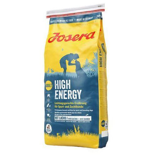 High energy 15kg- natychmiastowa wysyłka, ponad 4000 punktów odbioru! marki Josera