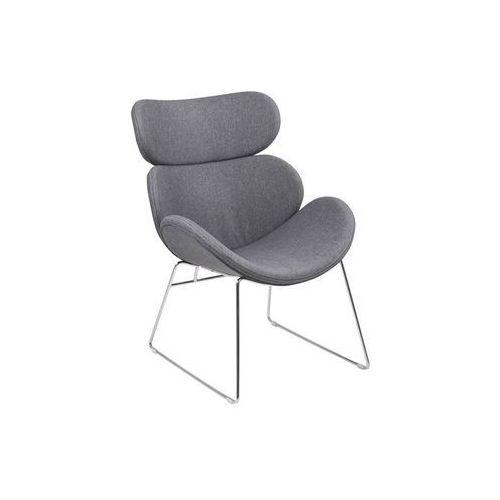 Fotel Cazar Light Grey - D2 Design - Zapytaj o rabat!, 5705994941227