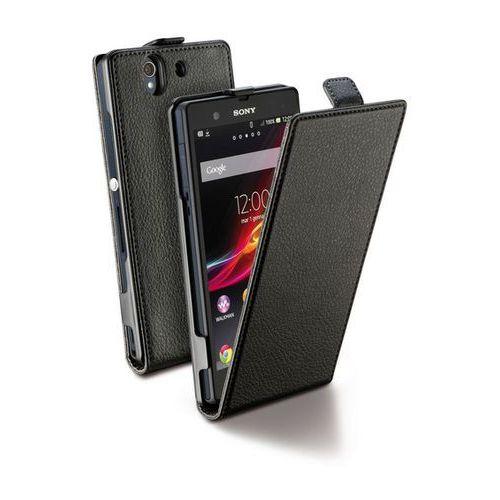 Pokrowiec CELLULAR LINE Flap Essential Sony Xperia Z Czarny - sprawdź w wybranym sklepie