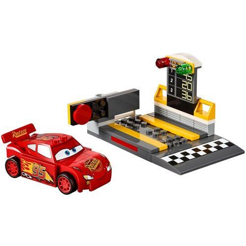 Lego JUNIORS Katapulta zygzaka mcqueena lightning mcqueen launcher 10730