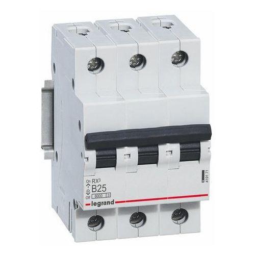 Wyłącznik nadprądowy 3p-b25a marki Legrand