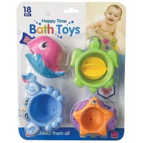 Zabawka do wody delfinek + 3 foremki morskie, kup u jednego z partnerów