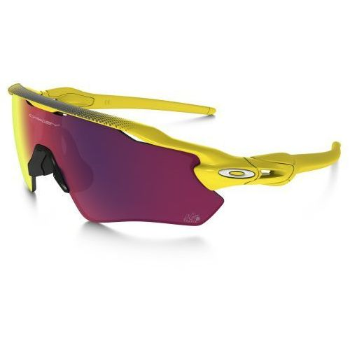 Okulary Oakley Radar EV Path Team Yellow Tour de France Collection Prizm Road OO9208-43