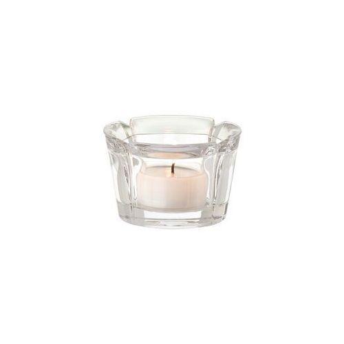 Rosendahl - szklany świecznik, przeźroczysty