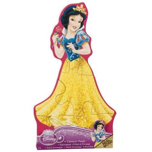 Puzzle drewniane królewna śnieżka - księżniczki marki Sambro