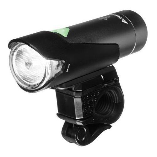 Lampa przednia noise xtr 03, 540 lm, ładowalna, zestaw marki Mactronic