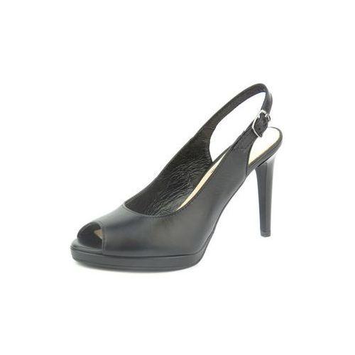 Sandały damskie Eksbut 4151, kolor czarny