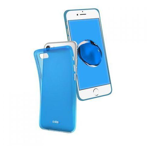 Sbs cool cover tecoolip7lb iphone 7/6s/6 (jasny niebieski) - produkt w magazynie - szybka wysyłka! (8018417232404)