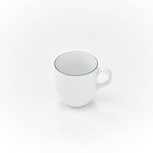 Kubek porcelanowy bistro - 260 ml marki Karolina