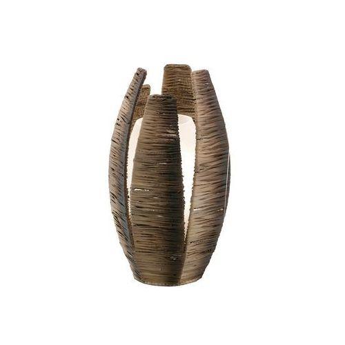 EGLO 91014 - Lampa stołowa MANDAL 1 x E27/60W brązowy