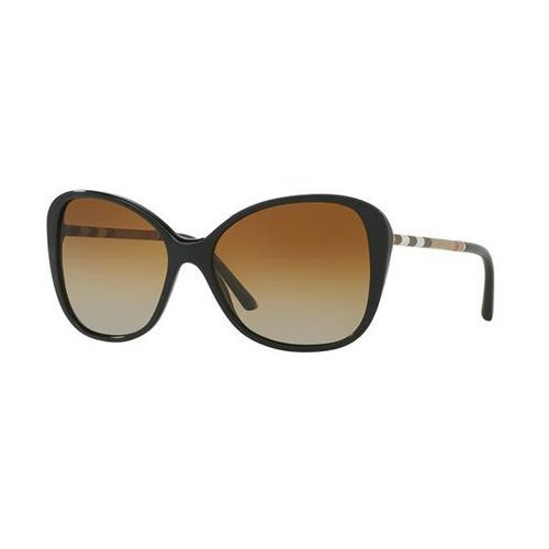 Okulary słoneczne be4235q polarized 3001t5 marki Burberry