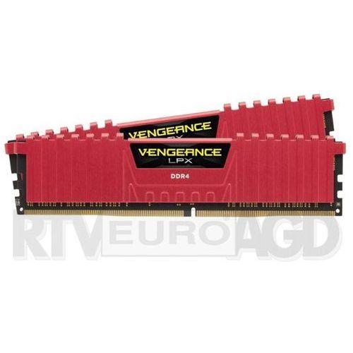 Corsair Vengeance Low Profile DDR4 8GB (2x4GB) 2400 CL14 (pamięć ram)