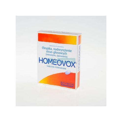 HOMEOVOX 60 tabletek (tabletki)