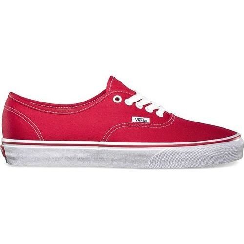 Vans Buty - authentic red (red)