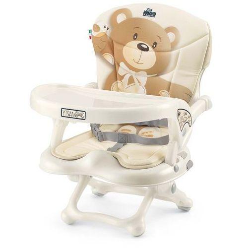 CAM Krzesełko tapicerowane Smarty Pop – miś, 219, C-S33315POP