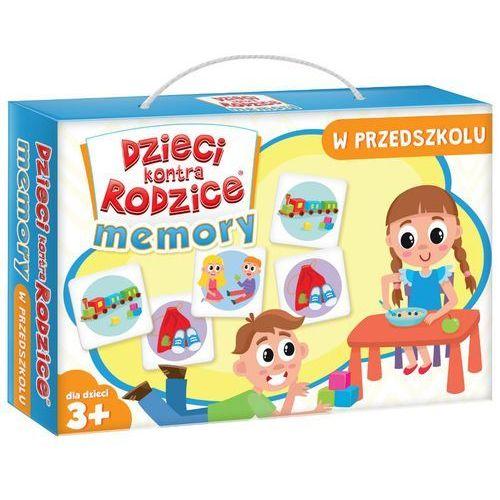 Kangur Dzieci kontra rodzice memory w przedszkolu