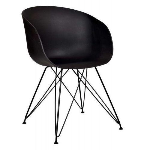Krzesło palermo - czarne marki Gockowiak