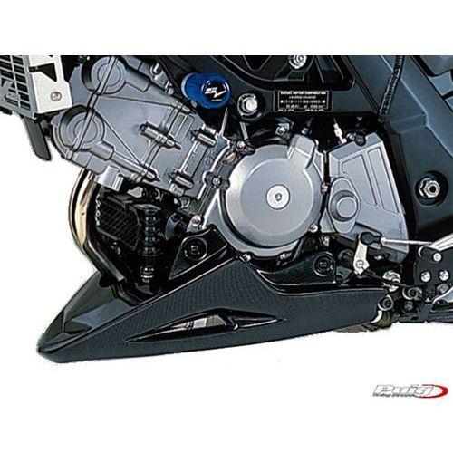 Spoiler silnika PUIG do Suzuki DL650 04-11 / SV650 99-02 / SV650/S 03-08 (karbon)