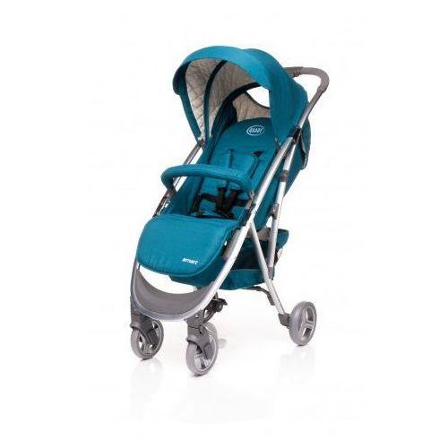 4Baby Smart wózek spacerowy spacerówka Turkus - produkt z kategorii- Wózki spacerowe