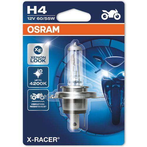 Osram® Żarówka do motocykla h4 x-racer® 4200k | blister 1 szt.