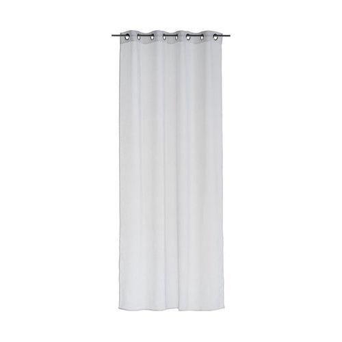 Inspire Firana na przelotkach lienzo 140 x 260 cm biała