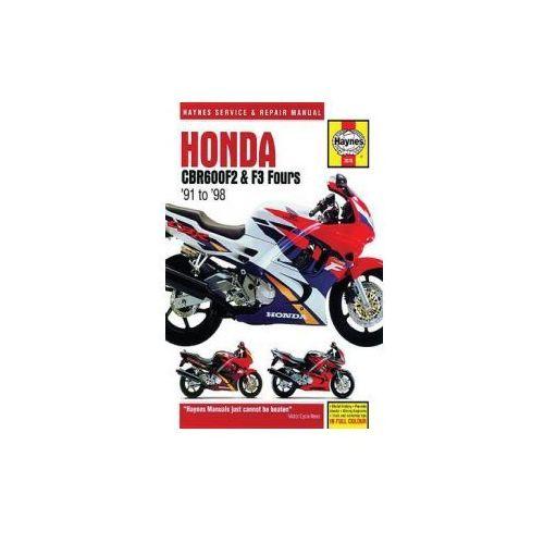 Honda CBR600F2 & F3 Fours Motorcycle Repair Manual (9781785210389)
