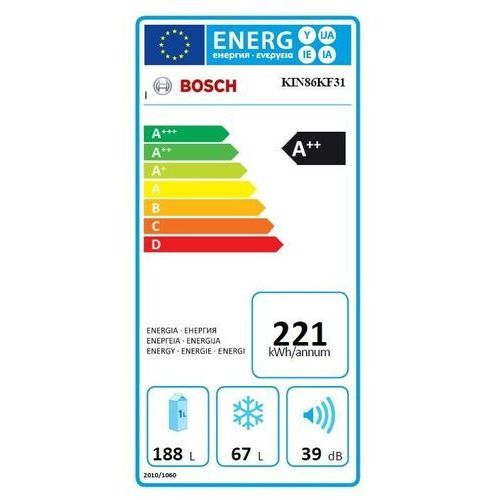 Bosch KIN86KF31