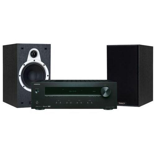 Zestaw stereo ONKYO TX-8220B + TANNOY Eclipse One Czarny + DARMOWY TRANSPORT!