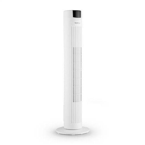 skyscraper 2g wentylator kolumnowy 40w zapach panel dotykowy pilot zdalnej obsługi biały marki Klarstein