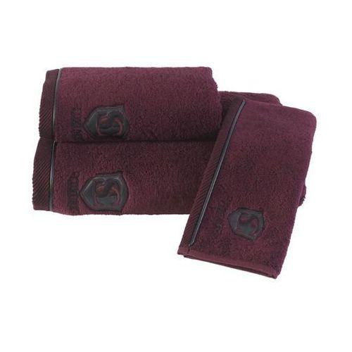 Zestaw podarunkowy małych ręczników LUXURY,, 3 szt Bordowy (8698642051218)