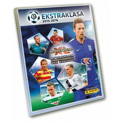 Adrenalyn XL Album Ekstraklasa 2015/2016, 32524