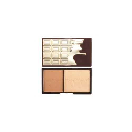 Makeup Revolution I Heart Makeup Chocolate Bronze and Glow, paleta do konturowania