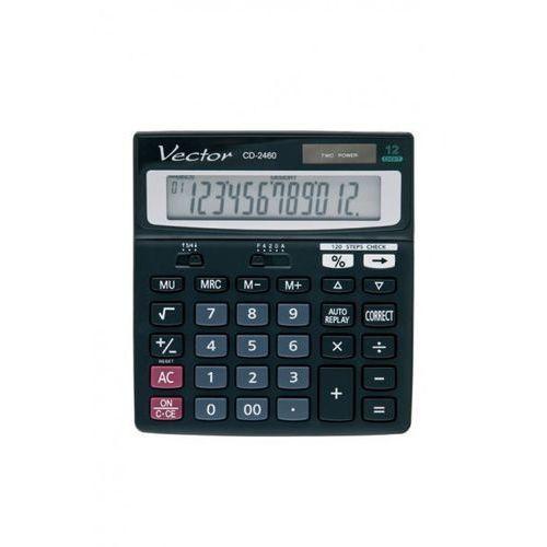 Kalkulator Vector CD-2460 - Autoryzowana dystrybucja - Szybka dostawa