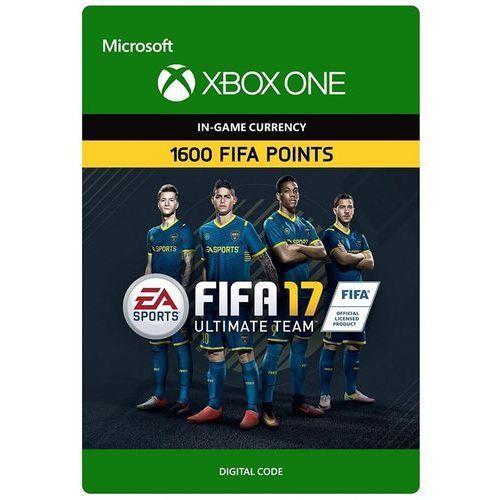 Kod aktywacyjny Gra XBOX ONE Fifa 17 - 1600 punktów