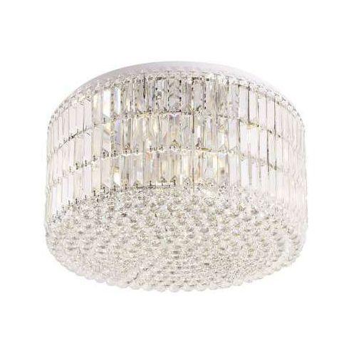 Plafon lampa sufitowa MAXlight Puccini 18x40W E14 chrom / przezroczysta C0128, C0128