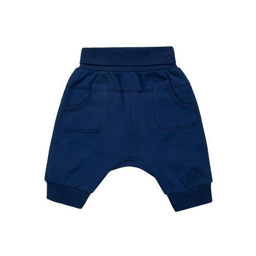 Steiff collection winter days spodnie materiałowe blue depths