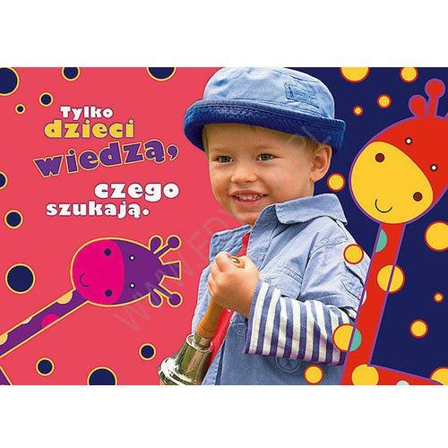 Edycja św. pawła Kartka uśmiech dziecka - dzieci wiedzą
