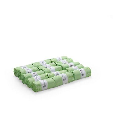 Worki do kompostowania, 15 rolek, (40szt./rolka), 35 l marki Aj produkty