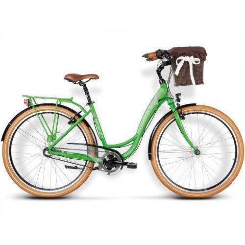 Kross Rower r16 moderato m zielony mat