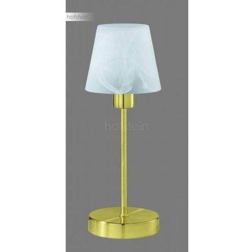 Trio 5955 lampa stołowa Mosiądz, 1-punktowy - Nowoczesny/Dworek - Obszar wewnętrzny - LUIS - Czas dostawy: od 3-6 dni roboczych (4017807156454)