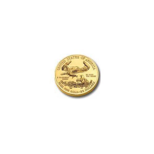 1/2 uncji Amerykański Złoty Orzeł - Złota Moneta Rocznik 2016 (American Gold Eagle) - produkt z kategorii- Numizmatyka, filatelistyka