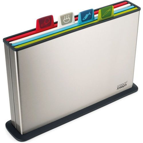 Deski do krojenia Index Steel Joseph Joseph (60095) (5028420600957)